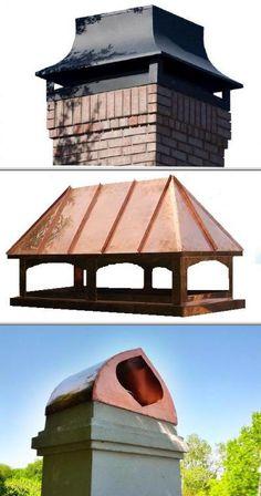 28 best chimney caps images chimney cap fire places cap d agde rh pinterest com