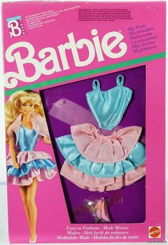 One of my favorite barbie outfits.