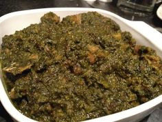 Saag Gosht (Lamb and Spinach curry) - YouTube