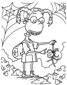 Wild Thornberrys Coloring Pages