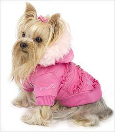 Innocence Dog Parka Harness - Pinkaholic