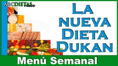 La Dieta Dukan. Recetas, guia e información para que por fin puedas bajar de peso.Contigo paso a paso