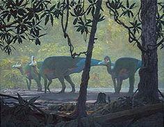 Corythosaurus - Douglas Henderson
