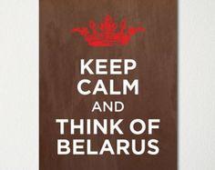 Think of Belarus
