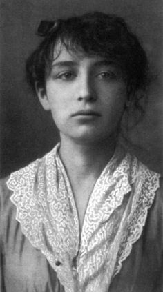 Incredibel women, incredible artist, sad story, Camille Claudel, also known as Rodin's muse