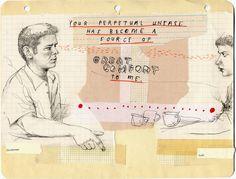 David Fullarton Sketchbook
