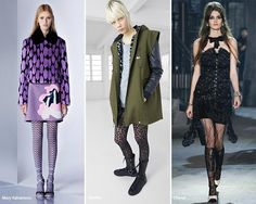 Pre-Fall 2016 Fashion Trends: Interesting Tights
