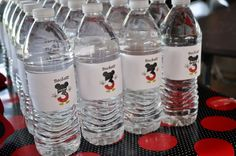 Mickey Water