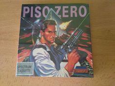 PISO ZERO - ZIGURAT - SPECTRUM - CASSETTE - PRECINTADO