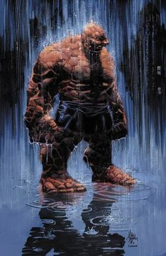 Thing by Mike Deodato Jr: