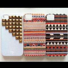 Carcasas para iphone.