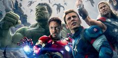 Heres a new TV spot for The Avengers: Age of Ultron has all the Avengers main characters
