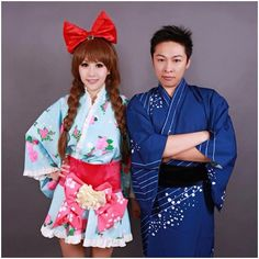 Anime The Basketball which Kuroko Plays:Couple Kimono Halloween Costume Cosplay  #Uniform