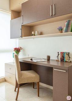 Study Table Designs, Study Room Design, Study Room Decor, Room Ideas Bedroom, Home Room Design, Home Office Design, Home Decor Bedroom, House Design, Bed Room