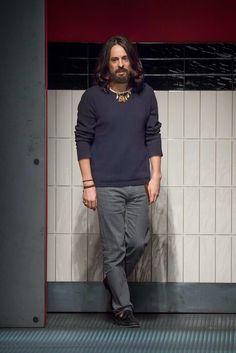 Felipe Mizael Blog: #RetrospectivaFashion 2015: Gucci by Alessandro Mi...