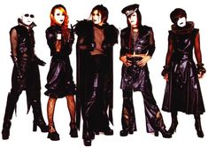 Malice Mizer, Visual Kei Metal band from Japan that ended their run in 2001