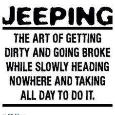 Jeeping