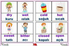 Greek Language, Language Study, Turkish Lessons, Learn Turkish Language, Foreign Languages, Learn English, Kids Learning, Education, Words