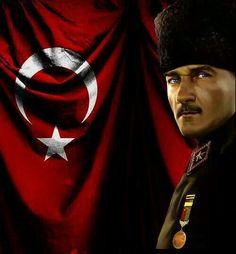 Mustafa Kemal Atatürk (1881–1938) was an Ottoman and Turkish army officer, revolutionary statesman, writer, and the first President of Turkey.