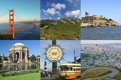 San Francisco Travel Guide - RueBaRue