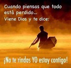 """""""NO SE RINDA"""" Devocional diario: REFLEXIONES PARA VOS http://reflexionesparavos.blogspot.com/2014/01/no-te-rindas.html?spref=tw #ReflexionesParaVos #BuenViernes"""