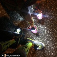 いいね!31件、コメント2件 ― Night Runner 270°さん(@nightrunner270)のInstagramアカウント: 「#repost @d_hallenbeck . . . So exciting to see running buddies using their Night Runners together!…」