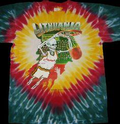 Cuando los Grateful Dead vistieron a la selección lituana de baloncesto