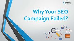 Why Your SEO Campaign Failed?