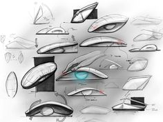 One look at the Iron concept by Adam Wendel and it gives me the Apple Magic Mouse vibe. The smooth FOLED interface and ergonomic grip gives Book Cover Design, Book Design, Design Art, Sketch Design, Layout Design, Mouse Sketch, Industrial Design Sketch, Design Basics, Yanko Design