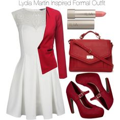 Teen Wolf - Lydia Martin Inspired Formal Outfit