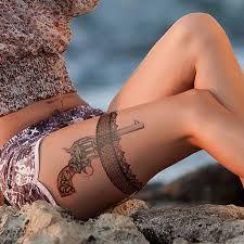 """Képtalálat a következőre: """"thigh fix tattoo"""""""