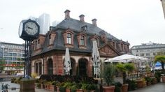 Things To See And Do In Frankfurt, Germany