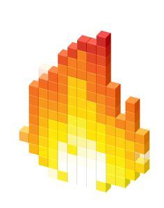 flame Favicon