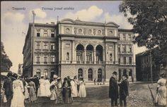 Timisoara - Teatrul Comunal / Ferencz Jozsef szinhaz. 1913