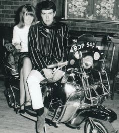 Mods: The New Religion: Paul Anderson: Retro Scooter, Lambretta Scooter, Scooter Girl, Rockabilly, Mod Suits, Fred Perry Polo, Tailor Made Suits, Youth Subcultures, Mod Look