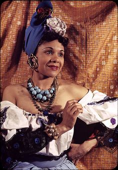 Legends of Dance Series - Katherine Dunham, Carl Van Vechten