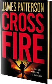 cross fire james patterson - Google Search