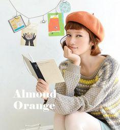 キュートな女性にはベレー帽が似合う☆あなたにピッタリのカラーをチョイスしよう!!|レディース帽子コレクション日記