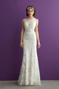 Allure Romance Wedding GownsDesigner