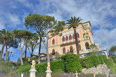 Travel, Italy, Portofino, Ligurian Coast, Spring, Sun, Culture, Europe, Nature, Sea, Blog