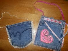 Check it Out! with Dawn: Make It Monday - Recycle Jeans into bags!