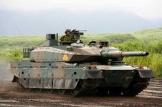 ARMY Type 10 MBT