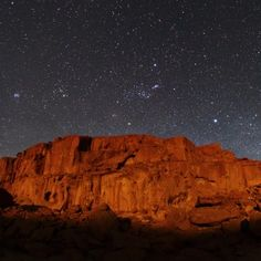 Ready to Feel Small? 12 Otherworldly Locales Perfect for Stargazing | Travel + Leisure