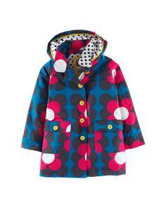 Boden Girls  Fun Mac Peacock Blue Jacket is on Rue. Shop it now. 82e301a1f