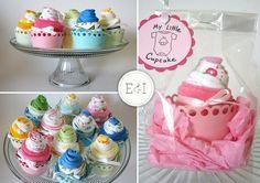 Cute baby shower idea!