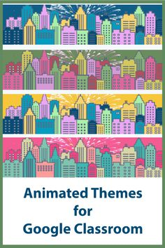 An animated theme (four gif files included) to add some fun to your Google Classroom. Online Classroom, Classroom Themes, Gif Files, Free Education, Google Classroom, Educational Technology, Headers, Some Fun, Bb