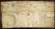 El planisferi de Caverio o Canerio,[1] va ser dibuixat entre 1504 i 1505 pel cartògraf genovès Nicolaus de Caverio o Nicolo Caverio, representant el món conegut pels occidentals el 1502-1504. Pren com a model el Planisferi de Cantino, lleugerament actualitzat, amb la major part de les anotacions topogràfiques fetes en portuguès. Es conserva al Departament de cartografia de la Biblioteca Nacional de França.