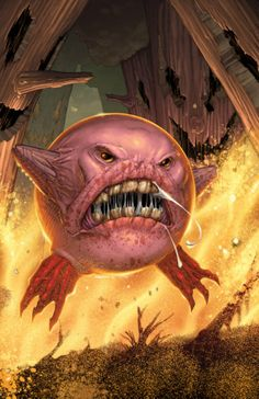 Monster Kirby