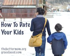 Some great ideas for date nights with your kids!!
