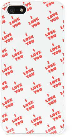 #Karmaloop                #love                     #Mighty #Phone #iPhone #Love                        O Mighty Phone iPhone 5 I Love You                                            http://www.seapai.com/product.aspx?PID=622831